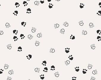 CAPSULES Nest - Curious Paws - AGF Studio - Art Gallery Fabrics (CAP-N-6006)
