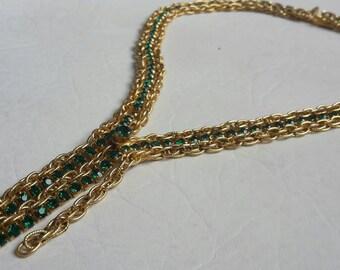 Vintage Necklace/ Vintage jewellery