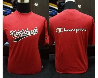 champion t-shirt rare