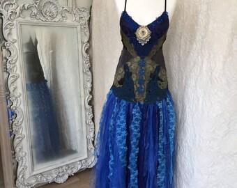 Color Wedding Dress Etsy