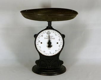 Antique Salter's Family Scale