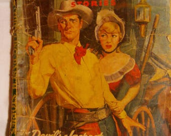 1948 THRILLING RANCH STORIES