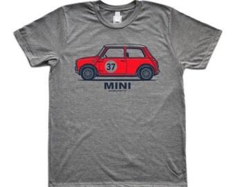 Classic Mini Cooper S Side T-Shirt