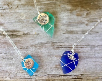 """The """"seed of all creation"""" Necklaces"""