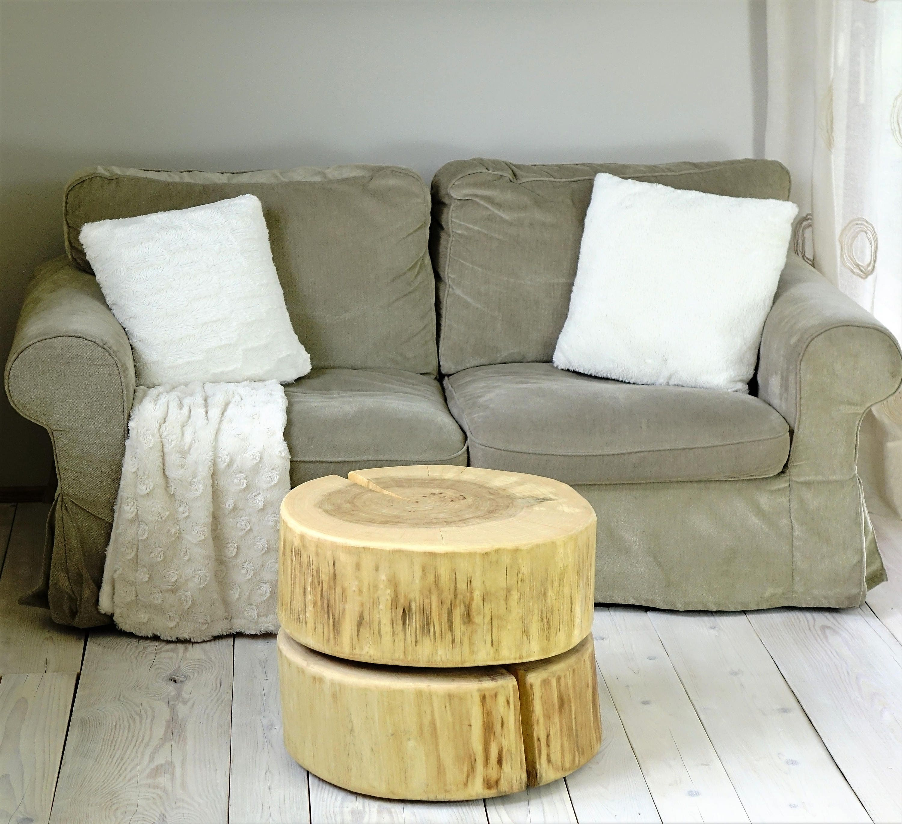 tree stump table Free Tree Studio