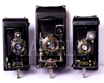 Digital Print Vintage Camera Art Instant Download Wall Decor 20x12 Color Print Digital Download