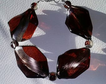 Chunky Bead Bracelet