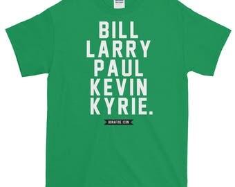All Time, Boston Basketball Short-Sleeve T-Shirt