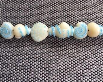Nautilus Beads