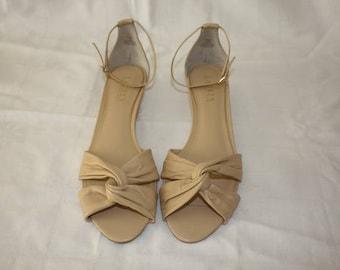 Ralph Lauren ankle strap sandals size 10