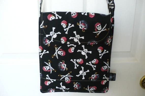 Pirate Hip Adjustable Diaper Bag