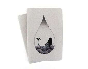 Mermaid Series Notebook 4