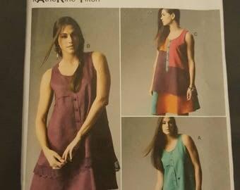 Butterick Dress Pattern Sizes 8-16  B5881