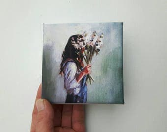 Etsy your place to buy and sell all things handmade for Small paintings that sell