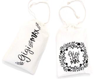 Gigi and Max Gift bag for newborn set add-on