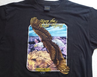 3D trucker HD t shirt 1991 50/50