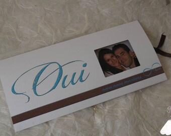 Cover Photo wedding invitation