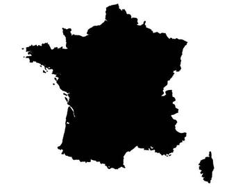 World map vector digital download file dxf dwg svg france map vector digital download file dxf dwg svg suitable for silhouette gumiabroncs Images