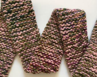 Chunky Scarf, Scarf, Womens Scarf, Handmade, Extra Long Scarf, Knitted Scarf, Knit Scarf, Winter Scarf, Wool Scarf, Oversized Scarf