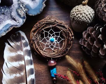 Small Dream Catcher (Jasper)