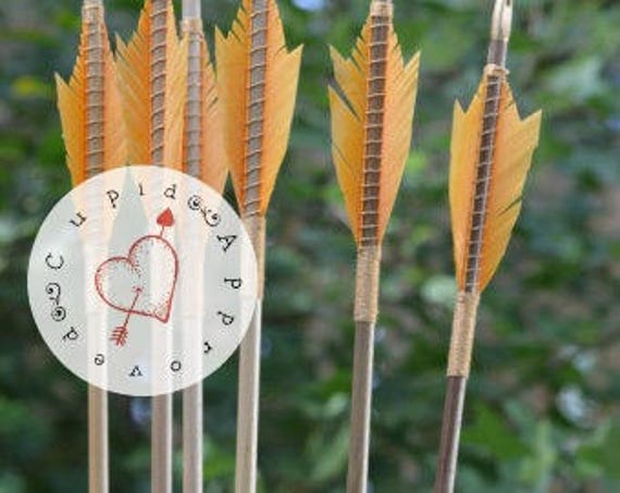 Archery arrows, poplar, medieval, Hobbit inspired arrows