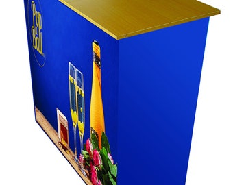 Fabric Pop-Up Counter Display