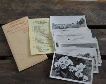 Souvenir photos of Black Hills and Bad Lands, South Dakota