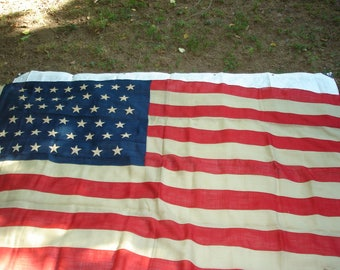 45 Star United States Flag Utah