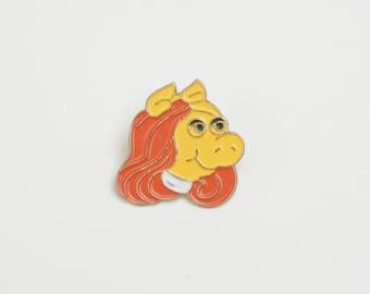 Sesame street, The muppets, alpel pin, enamel pin, sesame street lapel pin, The puppets pins, cartoon lapel pin, nostalgia lapel pin