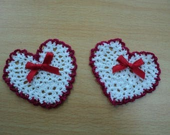 your heart for Valentine's day crochet