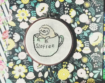 Sloffee Embroidery Hoop