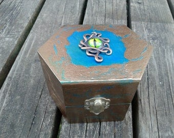 Dragon's Eye Keepsake Box