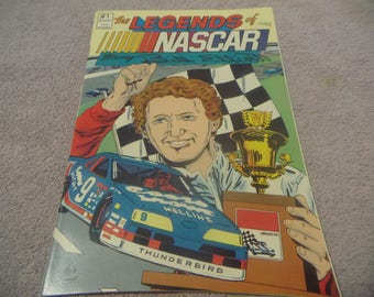 "1990 Legends of NASCAR ""Bill Elliott"" #1"