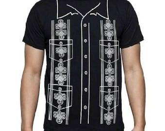 Guayabera Adult T-Shirt