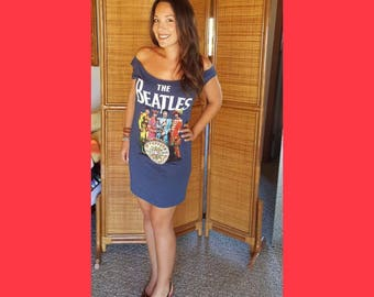 The Beatles Lonely Hearts Dress