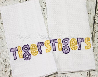 Tigers Kitchen Towel