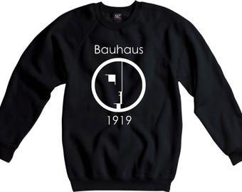 Bauhaus 1919 Sweatshirt - Also available in Grey