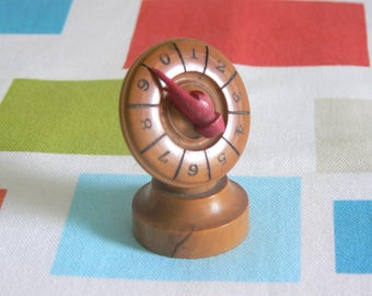 Whist Marker - Highly Unusual and Very Collectable!