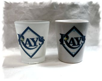 Tampa Bay Rays Shot Glass