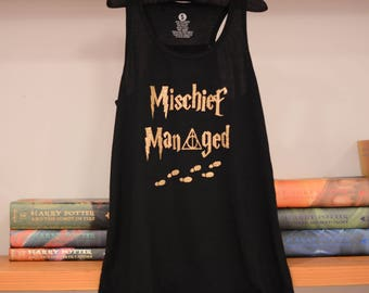 Mischief Managed Harry Potter Shirt