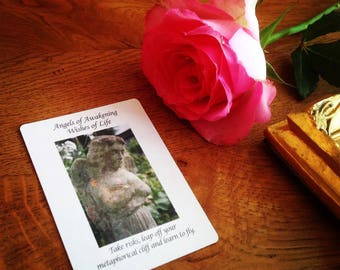 Angel Reading Oracle Card Reading Intuitive Reading