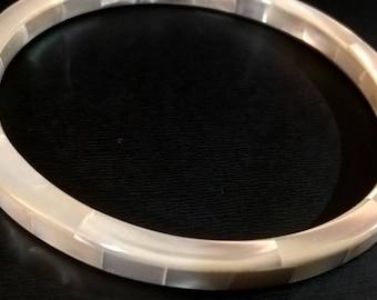 Vintage cream colored Pearl, women bracelet, daughter bracelet