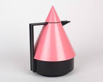 Vintage Emsa Rio Thermos - pink