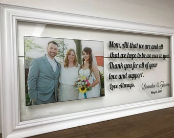 Wedding Parent Gift Mother Of The Bride