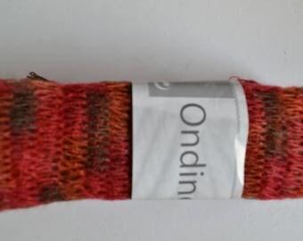 Pincushion ONDINE de U.T.E yarn for scarf 277