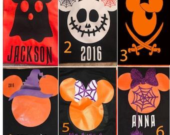 Disney Halloween Shirt, Disney Family Shirts, Mickeys Halloween Shirt