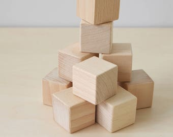 Busy Baby Blocks, Busy Baby Toy, Toddler Activity Toy, Montessori Toys, Wood Toys for Kids, Wooden Blocks Baby, Wood Toy Blocks, Waldorf