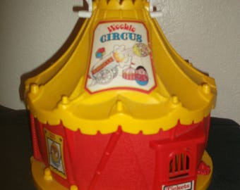 Weebles Circus By Hasbro 1977 NICE!