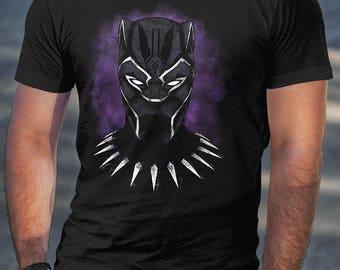 King if Wakanda Shirt | PREMIUM QUALITY | Comic Tee | Geek Clothing | T-Shirt | Geek Tee