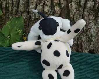 Nireug. FrankenFuzzie, Soft Sculpture, Stuffed Animal, Toy